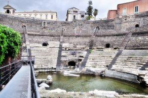 teatro romano b&b catania