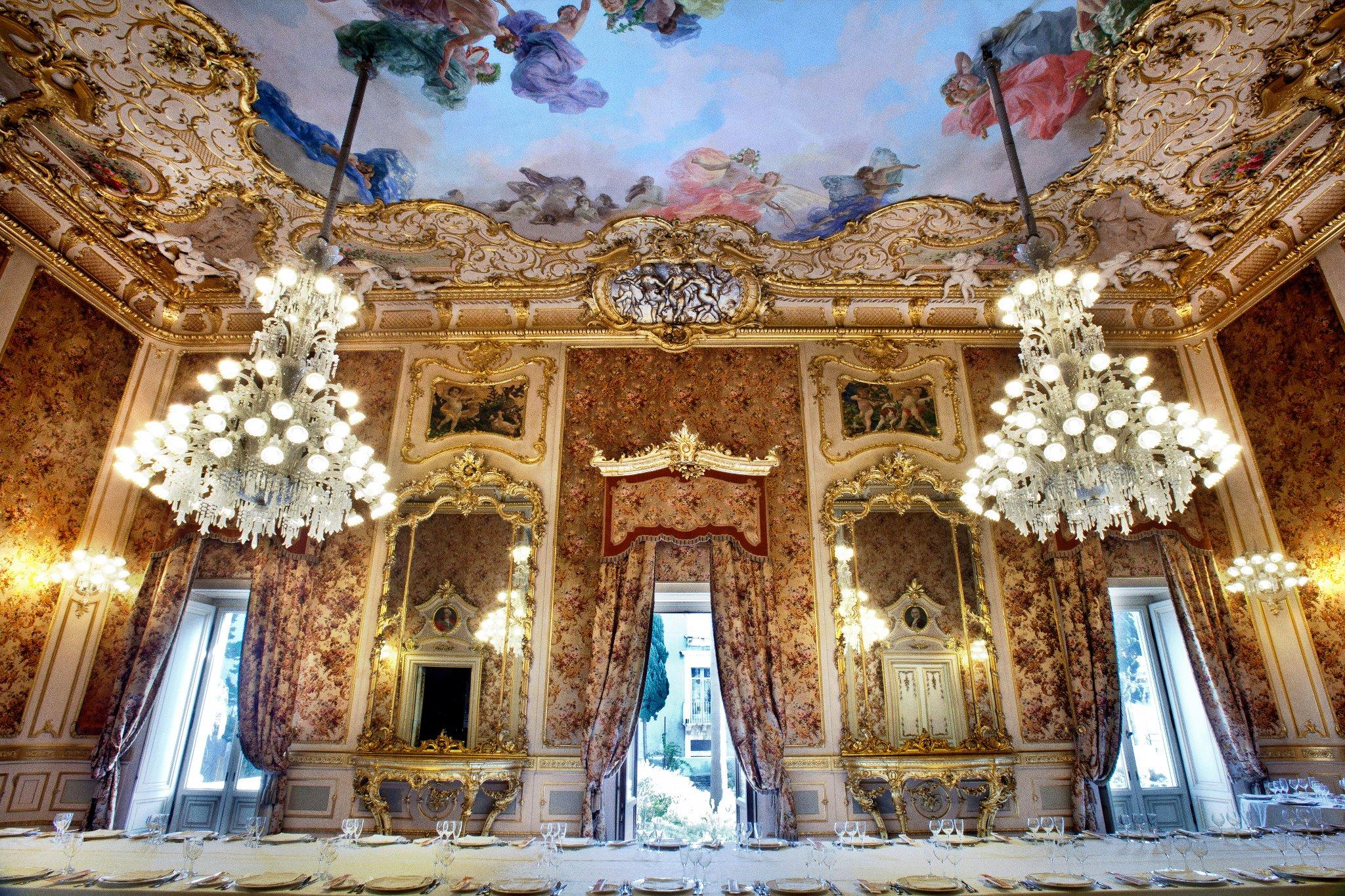 Palazzo manganelli le visite guidate bed and breakfast for Immagini di interni